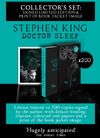 Stephen King. Doctor Sleep (limited edition)