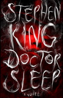 Обложка к роману Стивена Кинга Doctor Sleep
