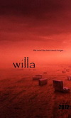 Промо-постер к любительской короткометражке Willa