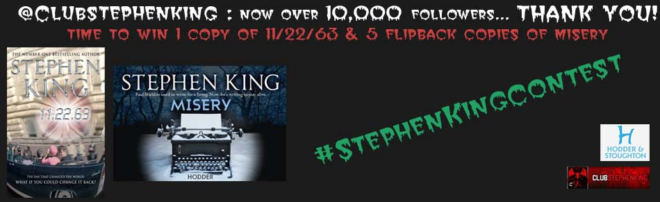 Stephen King contest