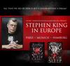 Промо-тур романа Doctor Sleep, Европа, 13 - 20 ноября 2013