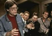 "Кадр из фильма ""Стивен Кинг. Сияющий в темноте"" (Stephen King: Shining in the Dark, 1999)"