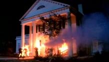 """Кадр из фильма """"Воспламеняющая взглядом"""" (Firestarter, 1984)"""
