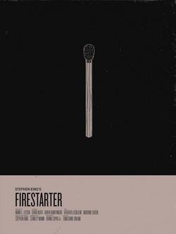 Постеры к фильмам по произведениям Стивена Кинга