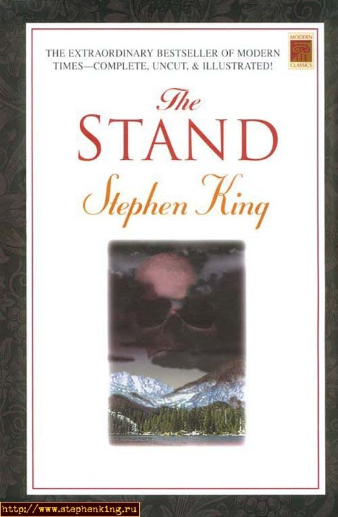 a review of the book the stand by steven king