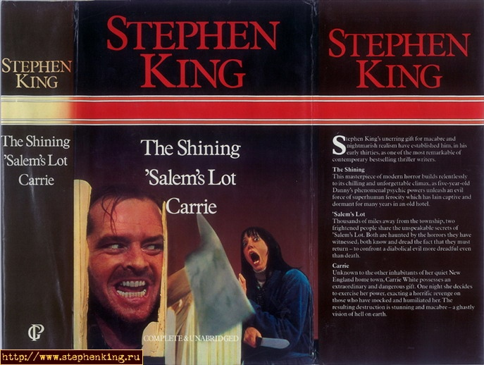 an analysis of characters in salems lot by stephen king The recent paperback release of 'salem's lot, stephen king's second published novel, is a wonderful old-school vampire story, where the vampires aren't sparkly, or romantic, or james dean cool - they are rampant, foul-smelling, and very, very evil 'salem's lot is also a vampire novel where the.